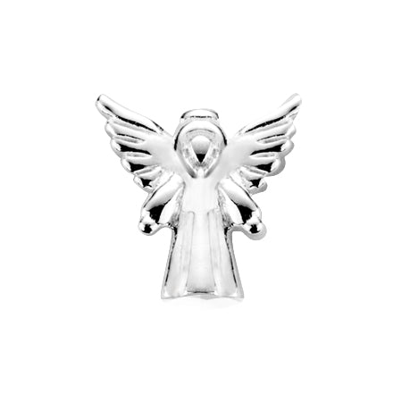 STOW Angel (My Guardian) Charm - Silver