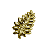 STOW NZ Fern (Loyal) Charm - 9ct Yellow Gold