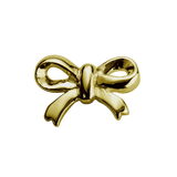 STOW Bow (Gifted) Charm - 9ct Yellow Gold