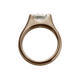 STOW Eternity Ring (Romance) Charm - 9ct Rose Gold