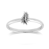 STOW Ring - NZ Fern (Loyal) Size L