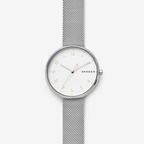 Skagen Signatur Steel-Mesh Watch SKW2623