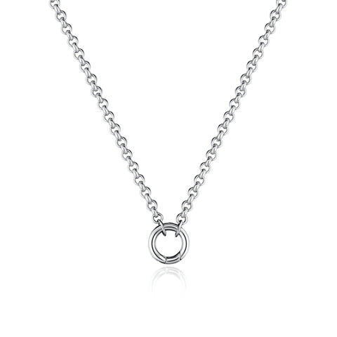 Kagi Steel Me Medium Necklace 49cm