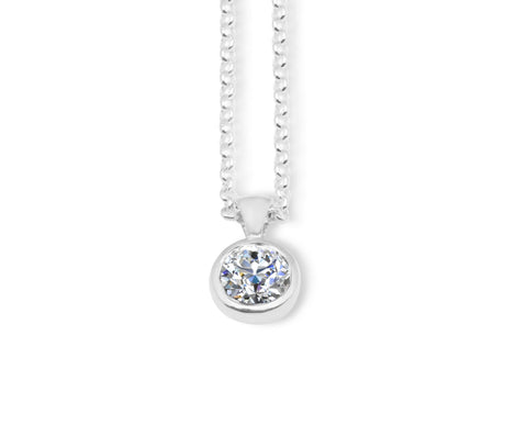 MichaelJohn Jewellery Single Stone Pendant