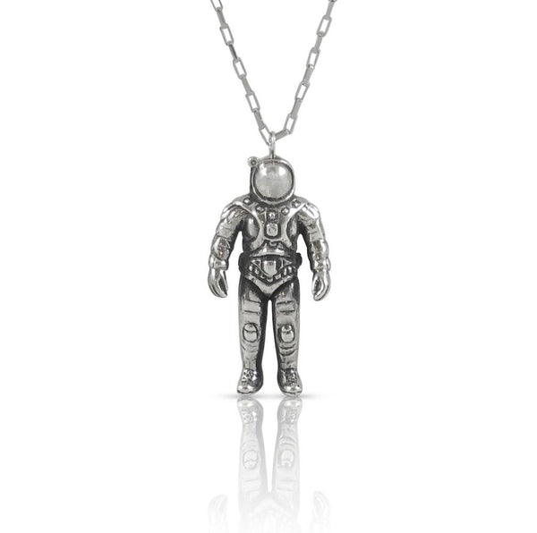 NICK VON K SPACEMAN NECKLACE