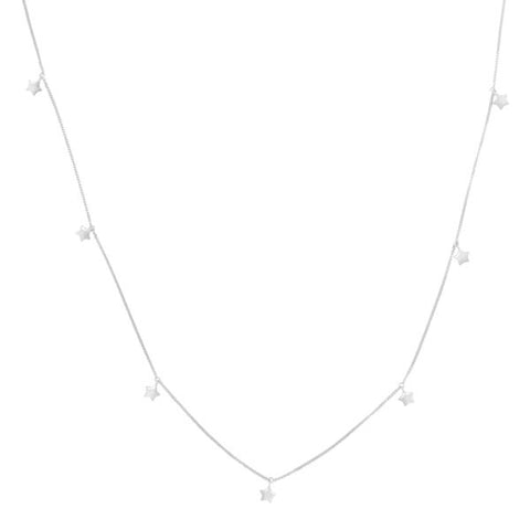 Boh Runga - Thank the Stars Necklace Silver