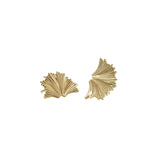 MEADOWLARK VITA STUD EARRINGS GOLD PLATED - MEDIUM