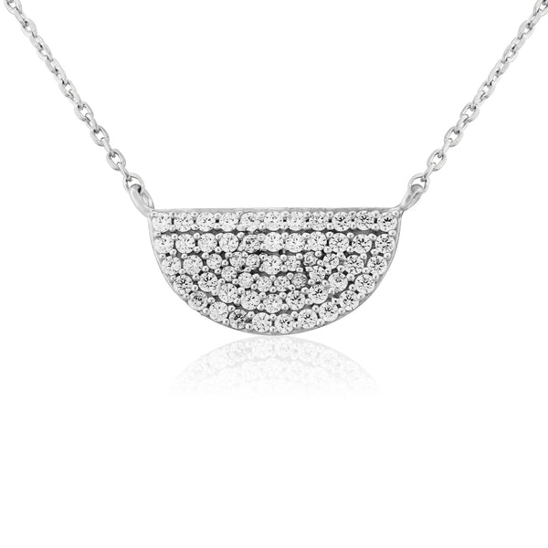 Waterford CZ Pendant - WP215