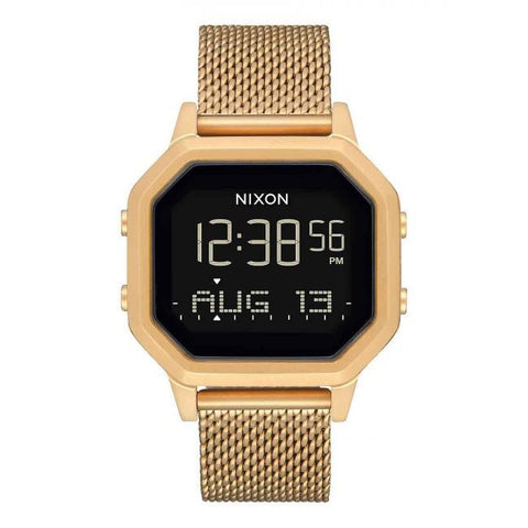 Nixon - Siren Milanese all Gold - A1272 502-00