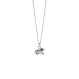 Meadowlark Alba Charm Necklace - Sterling Silver