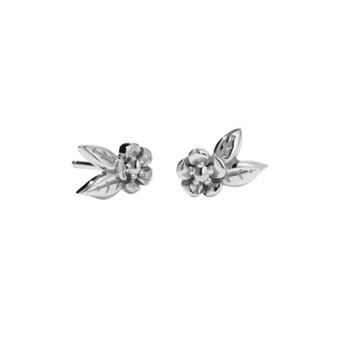 Meadowlark Alba Stud Earrings - Sterling Silver