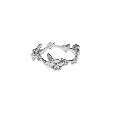 Meadowlark Alba Vine Ring - Sterling Silver