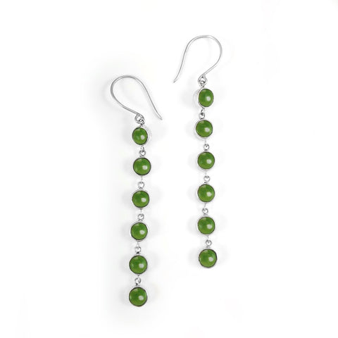 Nick Von K - Pounamu Babylon Earrings