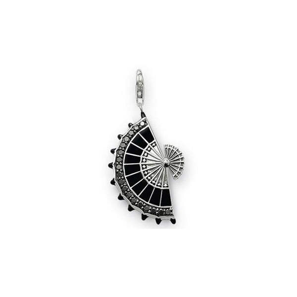 Thomas Sabo Fan Pendant - TT0300BLK