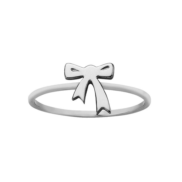 Karen Walker Superfine Mini Bow Ring