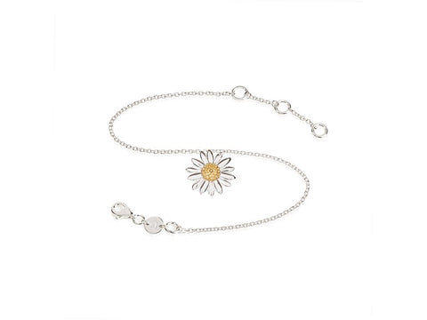 Daisy London English Daisy Drop Bracelet - 15mm