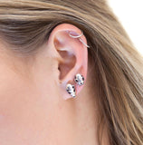 NICK VON K ITS RAINING CATS & DOGS STUDS