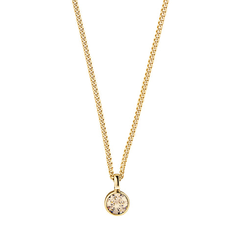 Dyrberg/Kern Jemma SG Golden Shadow Necklace