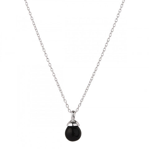 Najo Shelby Necklace Black Onyx