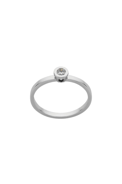 Karen Walker Diamond Solitaire