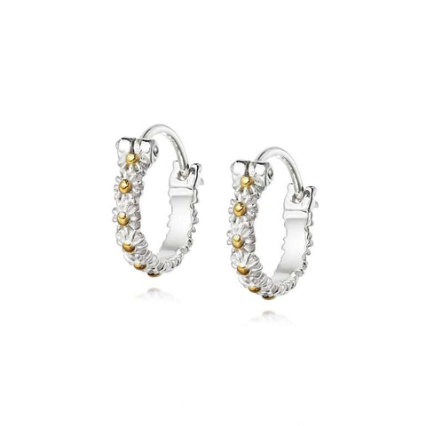 Daisy London Iota Hoop Earrings