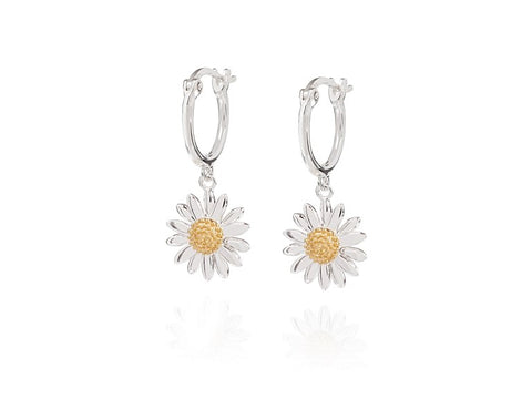 Daisy London English Daisy Drop Earrings