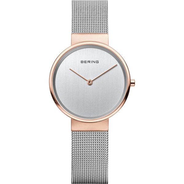 Bering Rose & Steel Ladies Watch 14531-060