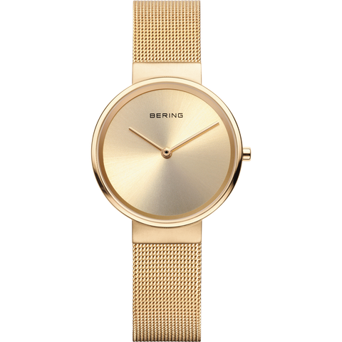 Bering Gold Steel Ladies Watch 14531-333
