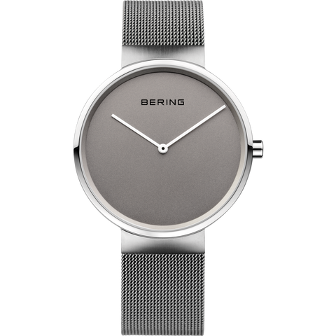Bering Gents Steel Mesh Band 14539-077