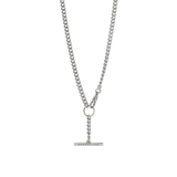 Meadowlark - Halcyon - Fob Chain Necklace Sterling Silver
