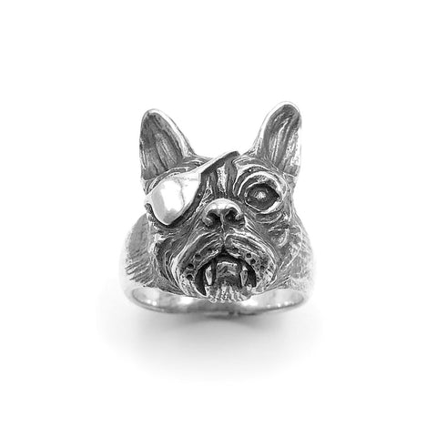 Nick Von K - French Bulldog Ring