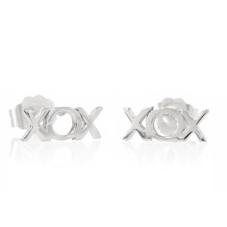 Boh Runga Small But Perfectly Formed Lil Hugs & Kisses Studs