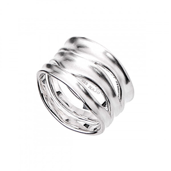 Najo Ripple Ring - Large