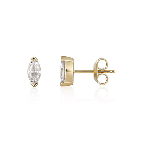 Georgini- Heirloom Forever Earrings- Gold