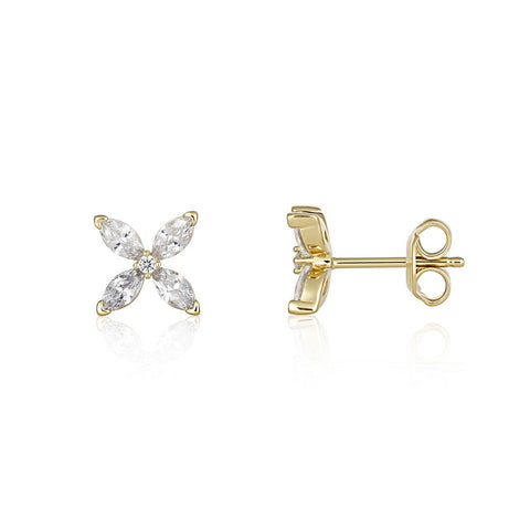 Georgini - Heirloom Favoured Earrings - Gold