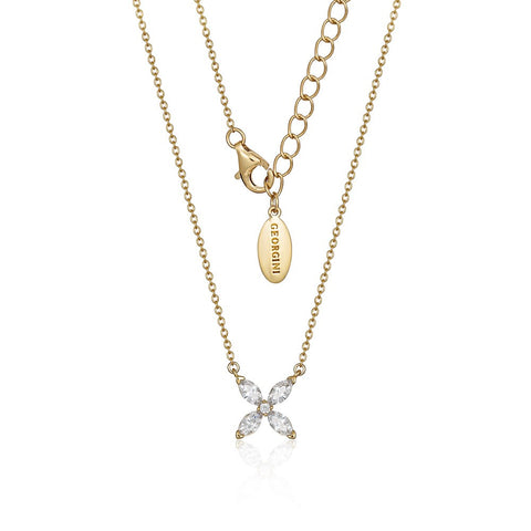 Georgini - Heirloom Favoured Pendant - Gold