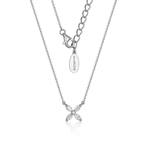Georgini - Heirloom Favoured Pendant - Silver