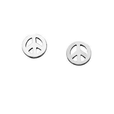 Karen Walker Peace Studs