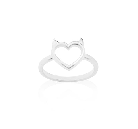 MichaelJohn Jewellery Heart Ring