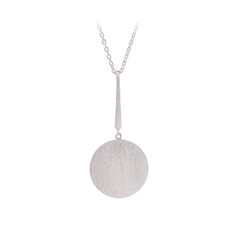 Coin - Long Coin Necklace