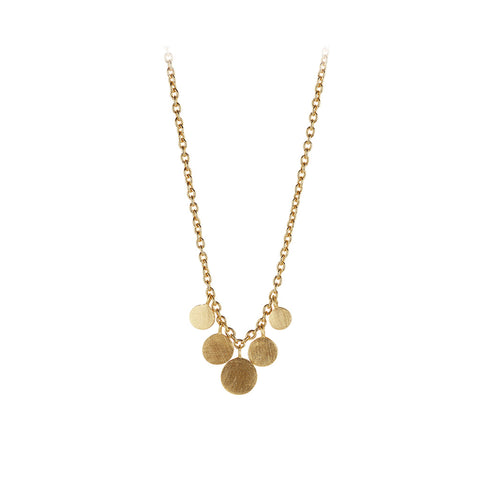 Coin - Mini Coin Necklace