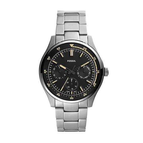 Fossil - Belmar Multifuntion Quartz watch stainless steel - FS5575