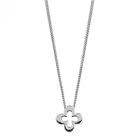 Najo Lost Island Clover Necklace