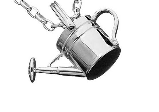 Karen Walker Watering Can Charm