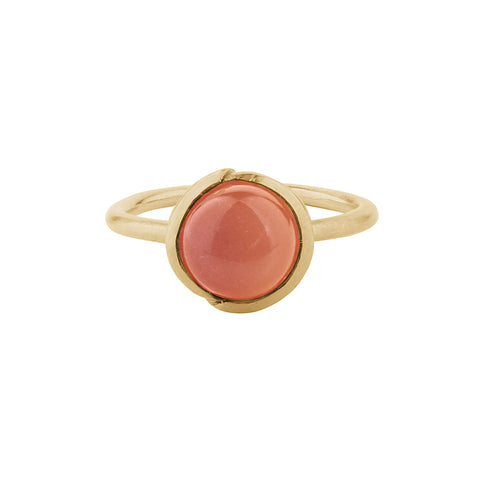 Dayglow - Aura Coral Ring