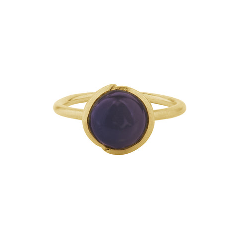 Dayglow - Aura Amethyst Ring