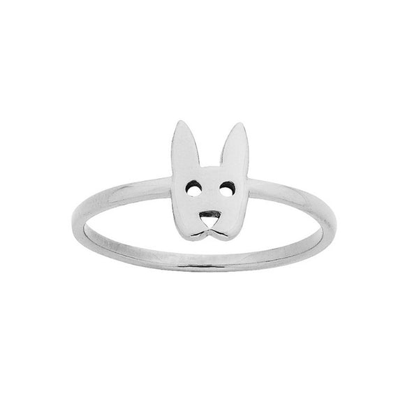 Karen Walker Superfine Mini Rabbit Ring