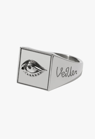 Meadowlark - Proteger Ring - Silver