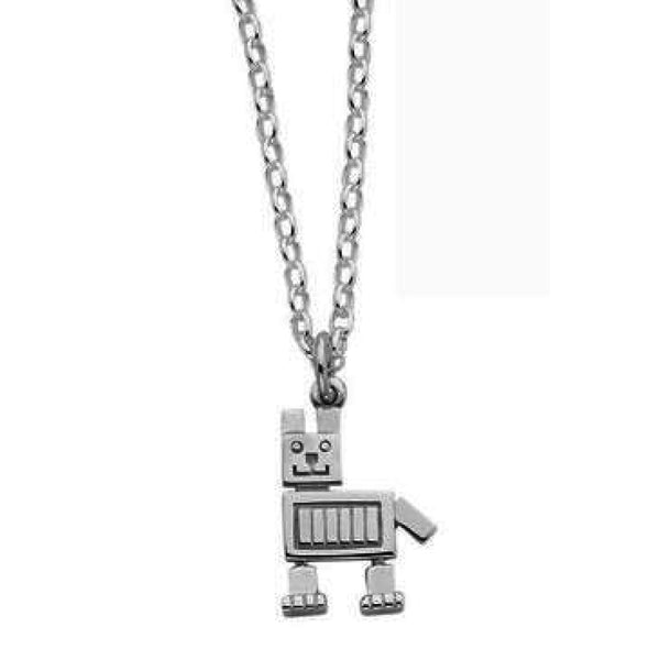 Karen Walker Robot Dog Pendant - 60cm