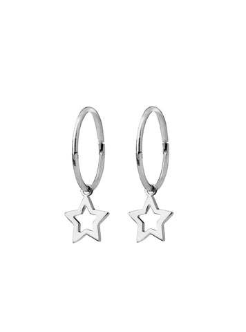 Karen Walker Star Sleepers- Silver